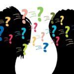 男性女性疑問